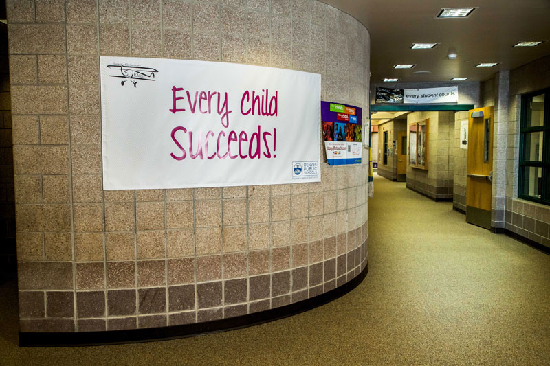 every child succeeds!